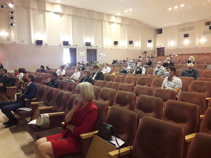 Заседание Думы 25.06.2020